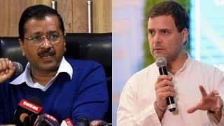Congress' Alliance With Aam Aadmi Party For LS Polls in Rahul Gandhi's Hands