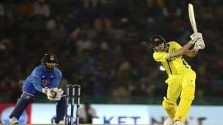 4th ODI: Peter Handscomb, Ashton Turner Script Highest Successful Chase For Australia, Visitors Thump Virat Kohli-Led India by 4 Wickets to Level Series 2-2 in Mohali