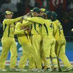 India vs Australia 5th ODI Match Report: Usman Khawaja Stars as Australia Beat India by 35 Runs to Clinch Series 3-2