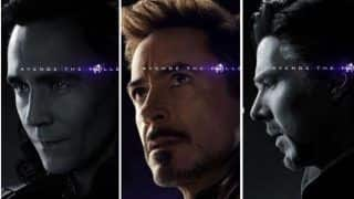 Avengers Endgame New Character Posters Reveal Marvel Superheroes Who Could Not Survive Thanos Snap