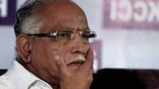 कर्नाटक उपचुनाव: मतगणना सोमवार को, नतीजों से तय होगा येदियुरप्पा सरकार का भविष्य