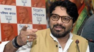 Babul Supriyo Says BJP's Efforts to Bring Back Fugitives From Abroad is a