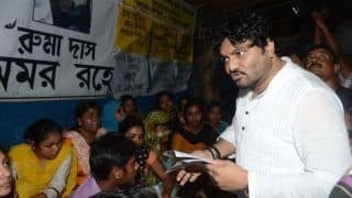 Chief Electoral Officer Sends Complaint Observation Against Babul Supriyo to ECI