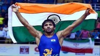 Bajrang Punia Set to Become First Indian Wrestler at New York Fight Night