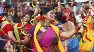 Head to Santiniketan For Basant Utsav - a Celebration of Holi