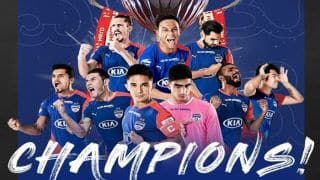 ISL Final 2019: Bengaluru FC Edges Past Goa 1-0, Crowned Champions of Indian Super League