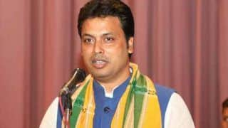 Those Against Hindi, Don't Love India: Tripura CM Biplab Deb on Imposition Row