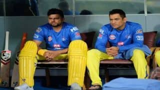 IPL 2019: CSK's MS Dhoni, Raina And Co Take Part in Practice Match at Chepauk Stadium | WATCH