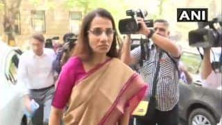 ED Summons Former ICICI Bank CEO Chanda Kochhar, Her Husband Deepak KochharFor Questioning