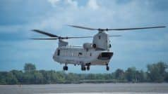 IAF Inducts Four Chinook Helicopters; BS Dhanoa Calls it a 'Gamechanger'