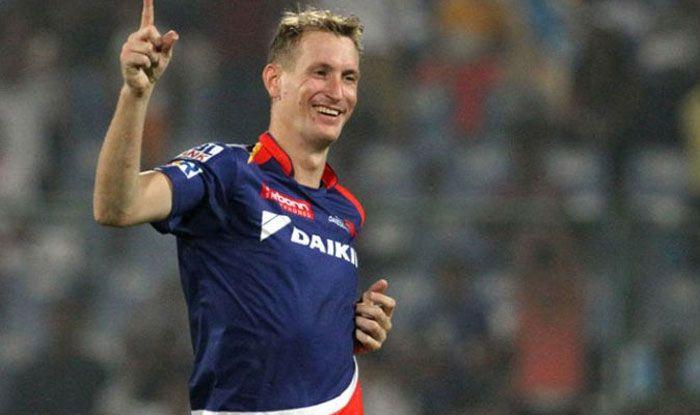 We Hope to Beat KKR at Their Own Den, Says Delhi Capitals' Chris Morris