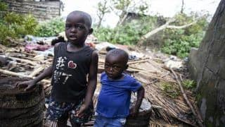 Unicef Urges International Assistance to Children Affected in Cyclone Idai