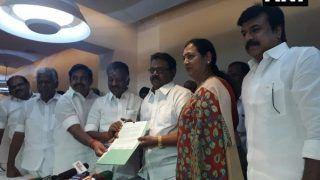 Lok Sabha polls 2019: Vijayakanth's DMDK Joins AIADMK-led Alliance in Tamil Nadu, to Contest on 4 Seats