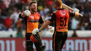 IPL 2019 Match 11 Report: Jonny Bairstow, David Warner Guide Sunrisers Hyderabad to Massive 118-Run Win Over Royal Challengers Bangalore