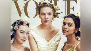 Deepika Padukone, Scarlett Johansson And Bae Doona Grace Cover of April Issue of Vogue Magazine
