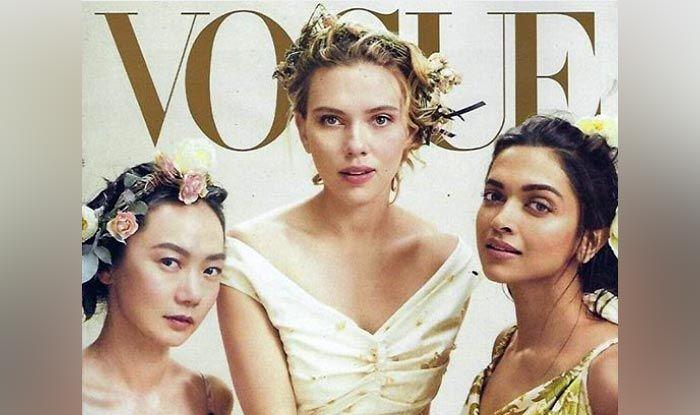 Deepika Padukone, Scarlett Johansson and Bae Doona