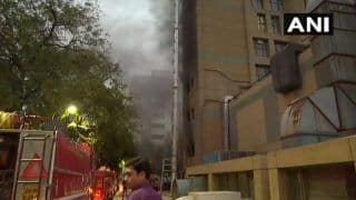 Delhi: Fire at AIIMS Trauma Centre Under Control, 24 Fire Tenders Responded