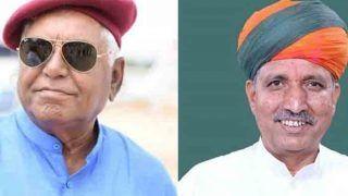 लोकसभा चुनावः केंद्रीय मंत्री को टिकट मिला तो 7 बार विधायक रहे दिग्गज भाजपा नेता ने छोड़ी पार्टी