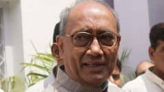 Lok Sabha Elections 2019: Congress Decides to Field Former Madhya Pradesh CM Digvijay Singh from Bhopal