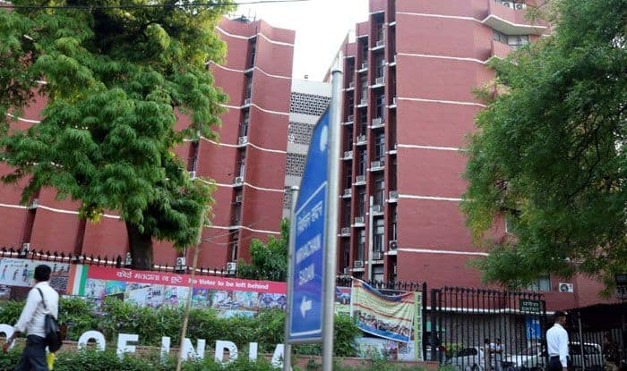 Election Commission of India building