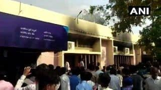 AP: Fire Breaks Out at Bank in Kurnool; No Casualties Reported so Far