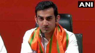 LS Polls: BJP Fields Gautam Gambhir From East Delhi, Meenakshi Lekhi From New Delhi