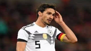 'I Felt Snubbed,' Says Mats Hummels on Germany's Euro Squad Omission