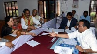 Over 140 Candidates File Nominations For First Phase of LS Polls in Uttar Pradesh