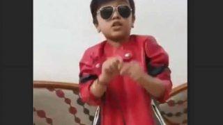 इस बच्चे के रैप के दीवाने हुए बादशाह,वायरल हो रहा वीडियो