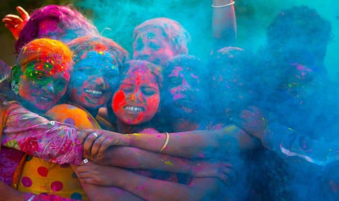 5 Places in India to Celebrate Holi, The Festival of Colours