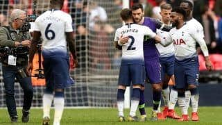Premier League 2018-19: Tottenham Hotspurs Holds Arsenal to One-all Draw in North London Derby