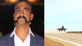 'Abhinandan Varthaman Could Have Stayed With Family in Chennai, But Chose to Return to His Squadron in Srinagar'