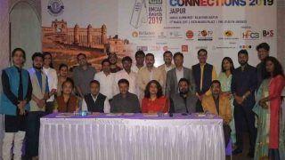 Annual Meet Connections of IIMCAA Held in Raipur, Jaipur