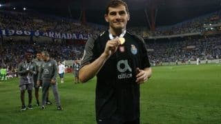 Former Spain International Iker Casillas Signs Contract Extension With FC Porto