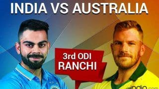 3rd ODI Highlights: Virat Kohli's Century Went in Vain as Australia Beat India to Keep Series Alive; Hosts Lead Series 2-1