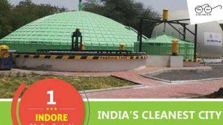 स्वच्छता रैंकिंग: सरकार और जनता की जुगलबंदी ने इंदौर को स्वच्छता में बनाया सिरमौर
