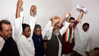 Congress, Jharkhand Mukti Morcha And Jharkhand Vikas Morcha-Prajatantrik Announce Alliance, RJD Boycotts Deal