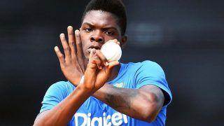IPL 2019: Mumbai Indians Sign Alzarri Joseph to Replace Adam Milne