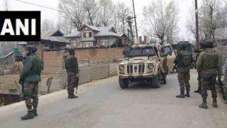 जम्मू-कश्मीर: सुरक्षाबलों ने मार गिराए दो आतंकी, चार जवान भी घायल