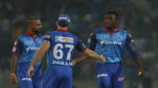 IPL 2019, Match 10 Report: Kagiso Rabada Leads Delhi Capitals to Super Over Win Over Kolkata Knight Riders After Prithvi Shaw's 99
