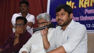 Kanhaiya Kumar Compares Giriraj Singh's Reluctance to Contest LS Polls From Begusarai to Kid Refusing to do Homework