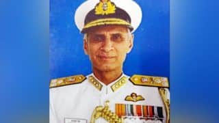 Vice Admiral Karambir Singh Appointed Next Chief of Naval Staff; Sunil Lanba to Vacate Office on May 31