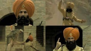 Kesari New Song Out: Akshay Kumar's Ajj Singh Garjega is All About a Heart Beating With Pride And Courage