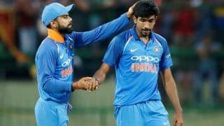 Virat Kohli, Jasprit Bumrah Retain Top Spots in Latest ICC ODI Rankings
