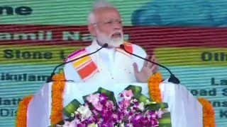 Lok Sabha Elections 2019: PM Modi Says in Kanyakumari, 'Every Indian Proud of Wing Commander Abhinandan Varthaman'
