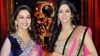 Madhuri Dixit Says it Was Not Easy Stepping Into Sridevi's Shoes For Bahaar Begum Role in Kalank