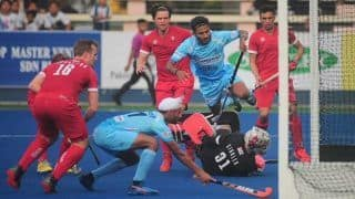 Sultan Azlan Shah Hockey Tournament: Mandeep Singh Scores Hat-Trick as India Thrash Canada 7-3 to Enter Final