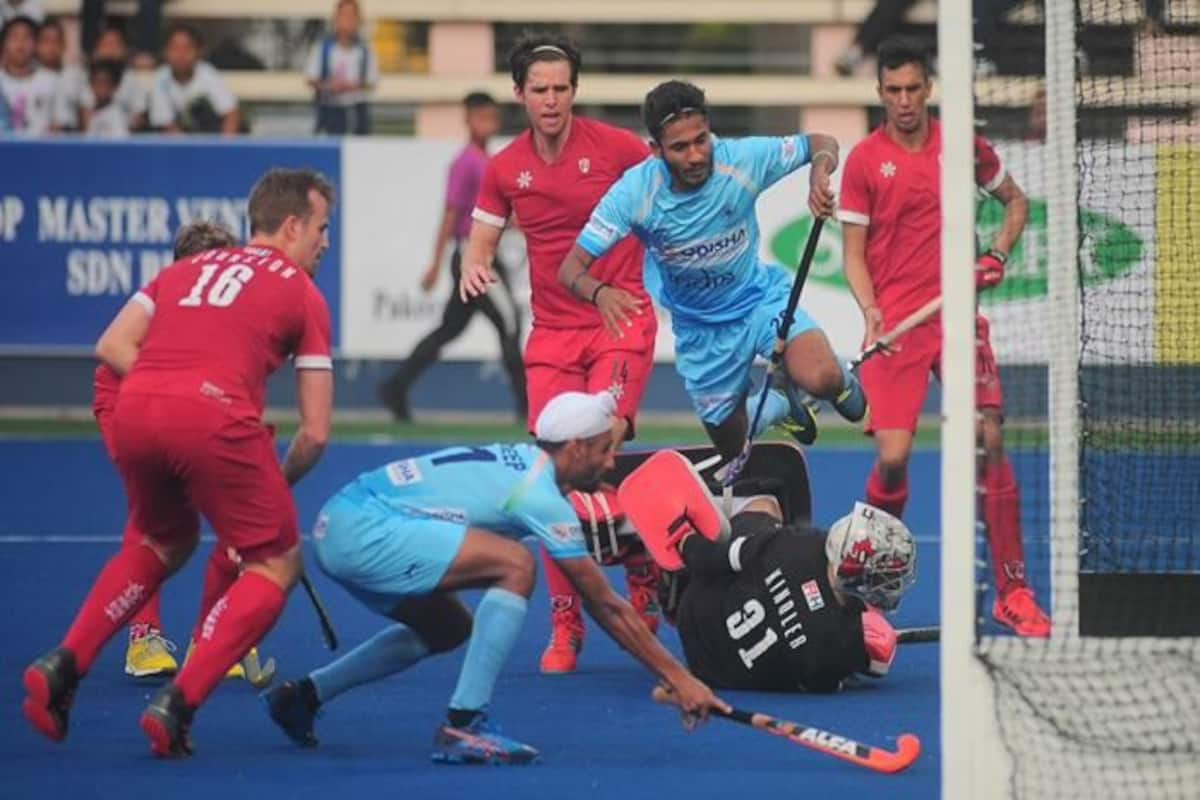 Sultan Azlan Shah Hockey Tournament Mandeep Singh Scores Hat Trick