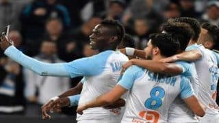 Mario Balotelli Scores Sensational Acrobatic Goal Then Films Celebration For Social Media Post Mid-Match | Watch Video