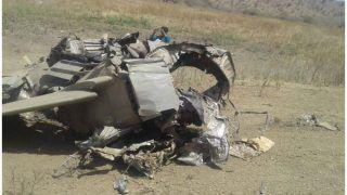 भारतीय वायुसेना का मिग-27 विमान जोधपुर के समीप दुर्घटनाग्रस्त